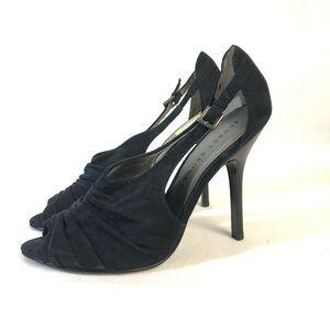 Audrey Brooke Black High Heels